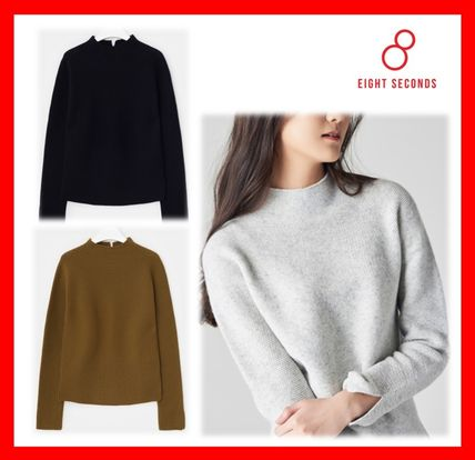 Casual Style Street Style Sweaters