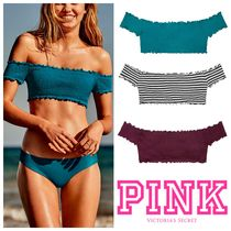 Victoria's secret PINK Plain Bikinis