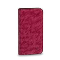Louis Vuitton EPI Blended Fabrics Plain Leather iPhone X Smart Phone Cases