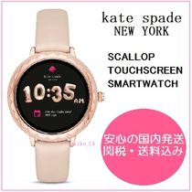 kate spade new york Round Mechanical Watch Stainless Elegant Style