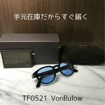 TOM FORD Oval Sunglasses