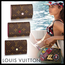 Louis Vuitton MONOGRAM Monogram Canvas Keychains & Bag Charms