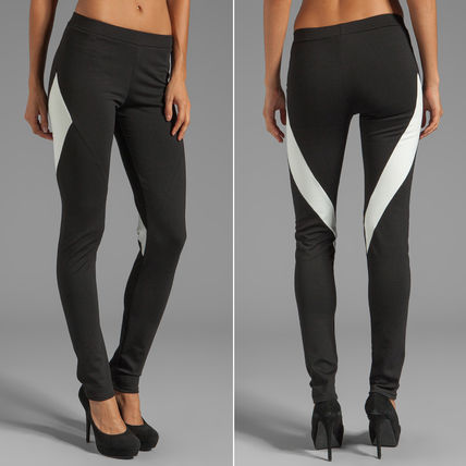 Casual Style Long Skinny Pants