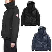 CANADA GOOSE CHINOOK Short Casual Style Street Style Plain Outerwear