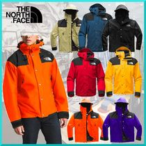 THE NORTH FACE Street Style Plain Windbreaker Jackets