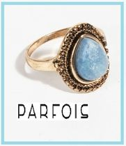 PARFOIS Costume Jewelry Party Style Rings