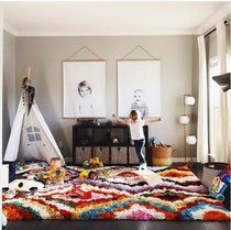 Geometric Patterns Ethnic Carpets & Rugs
