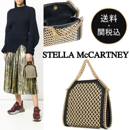 Stella McCartney Shoulder Bags 2WAY Chain Party Style Shoulder Bags