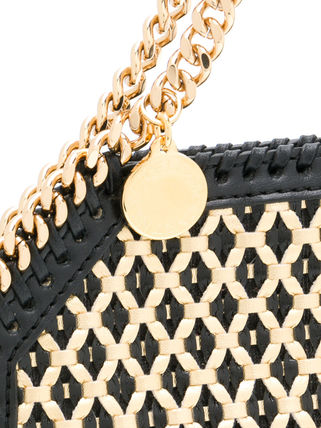 Stella McCartney Shoulder Bags 2WAY Chain Party Style Shoulder Bags 4