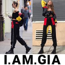 I.AM.GIA Casual Style Street Style Long Bottoms