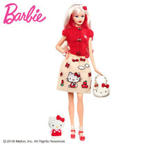 Barbie Collaboration Action Toys & Figures