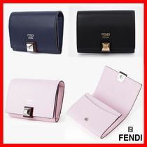 FENDI Street Style Card Holders