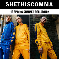 SHETHISCOMMA Outerwear