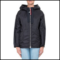 MONCLER Short Casual Style Street Style Plain Jackets