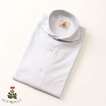 Plain Cotton Short Sleeves Polos