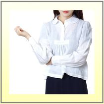 Isabel Marant Casual Style Linen Shirts & Blouses