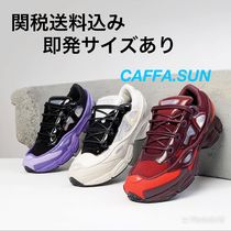 RAF SIMONS Ozweego Unisex Street Style Collaboration Bi-color Sneakers