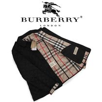 Burberry Glen Patterns Plain Medium Jackets