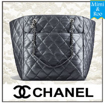 CHANEL A4 Elegant Style Totes