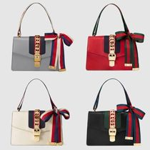 GUCCI Sylvie Shoulder Bags