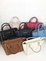Michael Kors Saffiano Studded Handbags
