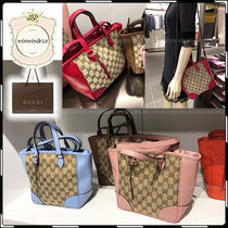 GUCCI Casual Style Cambus 2WAY Handbags