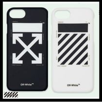 Off-White Street Style Smart Phone Cases