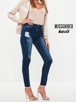 Missguided Casual Style Denim Skinny Jeans