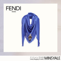 FENDI FENDI KARLITO SHAWL [London department store new item]