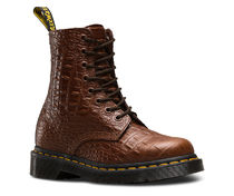 Dr Martens Other Animal Patterns Leather Engineer Boots