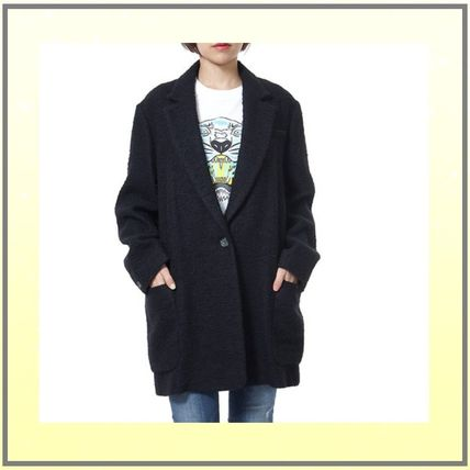 Casual Style Coats