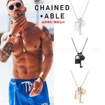 Chained & Able Unisex Street Style Necklaces & Chokers