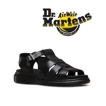 Dr Martens Plain Leather Sandals