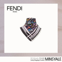 FENDI FENDI SCARF [London department store new item]