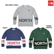 THE NORTH FACE Argile Low Gauge Street Style U-Neck Long Sleeves Plain