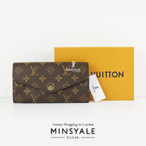Louis Vuitton SARAH WALLET [London department store new item]