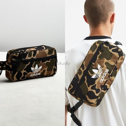 Camouflage Hip Packs