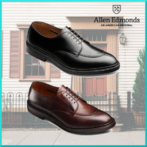 Allen Edmonds Plain Leather U Tips Oxfords