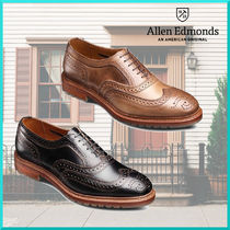 Allen Edmonds Wing Tip Leather Oxfords