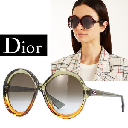 3d4e6e7053 Christian Dior Sunglasses Round Sunglasses 7 Christian Dior Sunglasses  Round Sunglasses ...