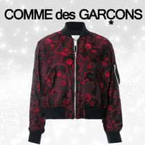 COMME des GARCONS Flower Patterns Casual Style Street Style Medium