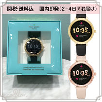 kate spade new york Casual Style Round Digital Watches