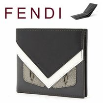 FENDI BAG BUGS Folding Wallets