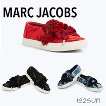 MARC JACOBS Blended Fabrics Low-Top Sneakers