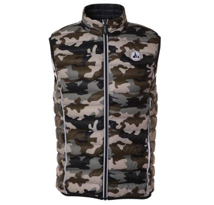 Camouflage Down Jackets