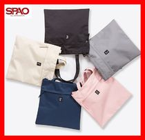 SPAO Casual Style Street Style Plain Shoulder Bags