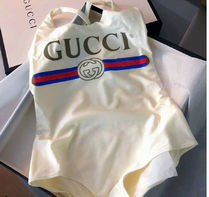 GUCCI Plain Beachwear