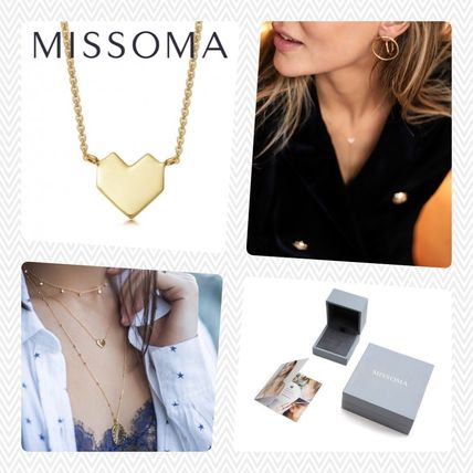 Costume Jewelry Casual Style Chain Necklaces & Pendants