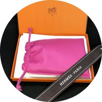 HERMES Kelly Pouches & Cosmetic Bags