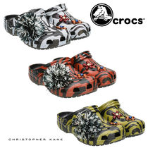 Christopher Kane Other Animal Patterns PVC Clothing Sandals Sandals